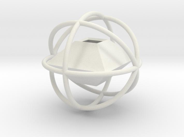 The Obbollus 3d printed