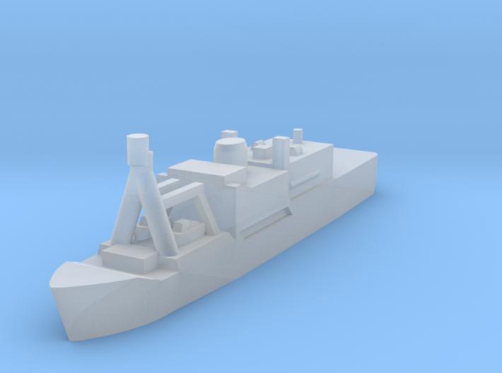 HMS Endurance (1967) 1:3000 x1 3d printed