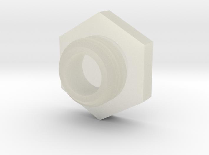 gve motor olieglas 3d printed