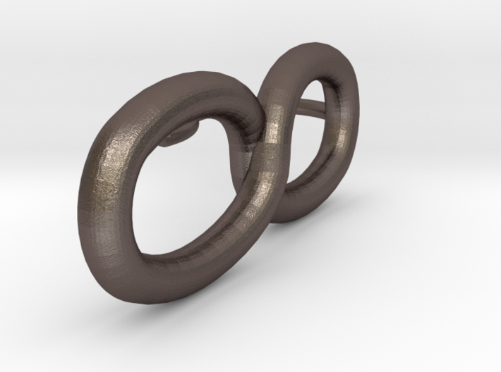 Pendiente infinito 3d printed