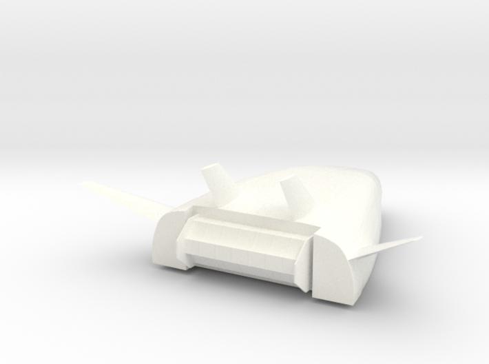 VentureStar 1/1000 With Hole For Magnet V2 Hollow 3d printed