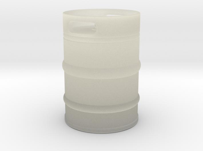 Cask 3d printed