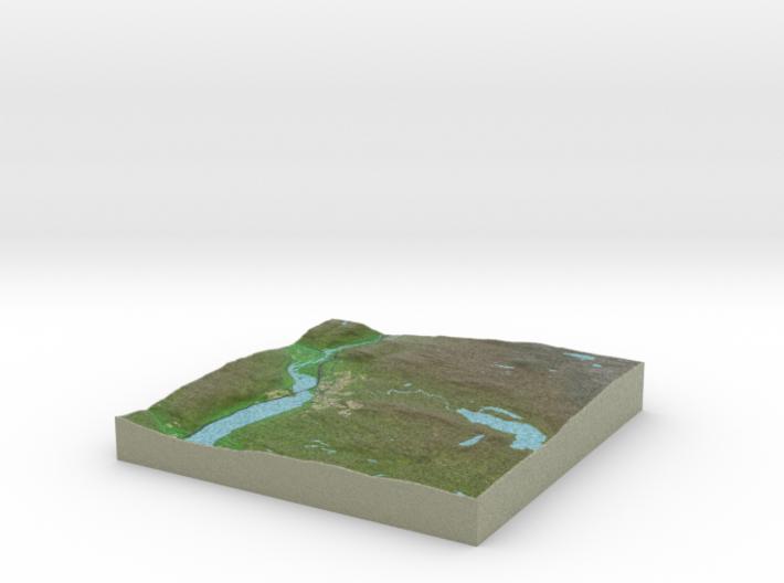 Terrafab generated model Fri Dec 27 2013 19:43:35 3d printed