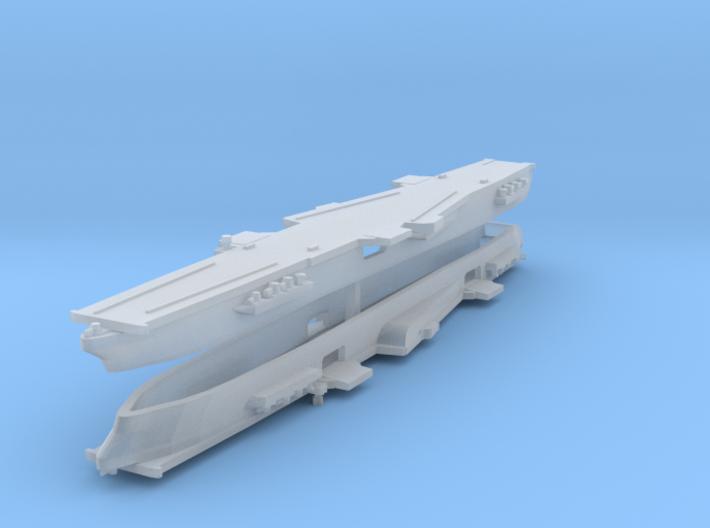CVA-58 1:4800 x2 3d printed