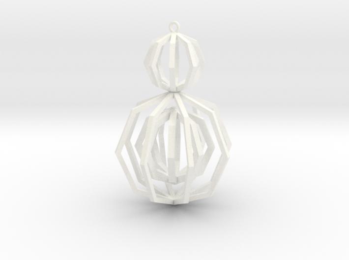 Motive - Ngon Double 3d printed