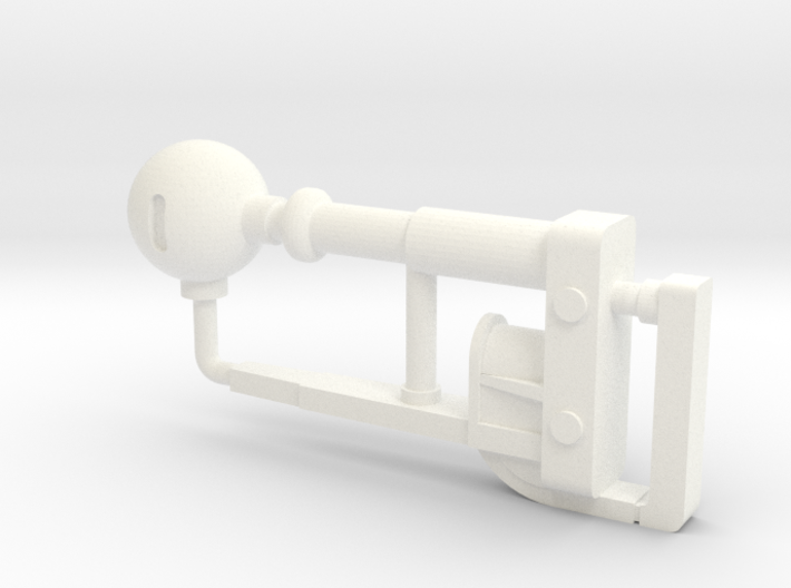 Captain of the Guard Blaster 3d printed