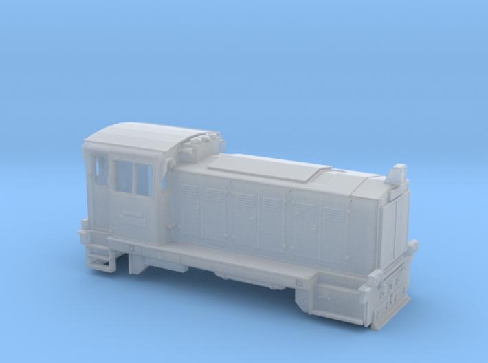 BR 199301 Spur TTm (1:120) 3d printed