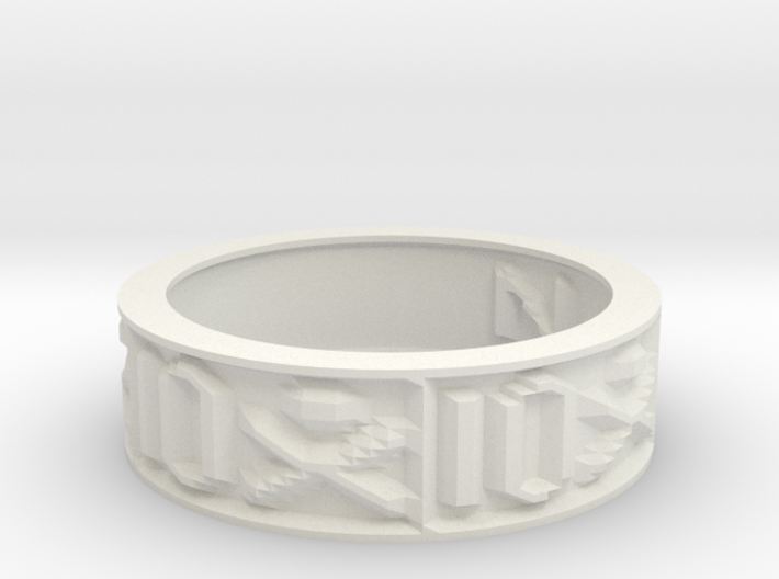 by kelecrea, engraved: Nextiva 3d printed