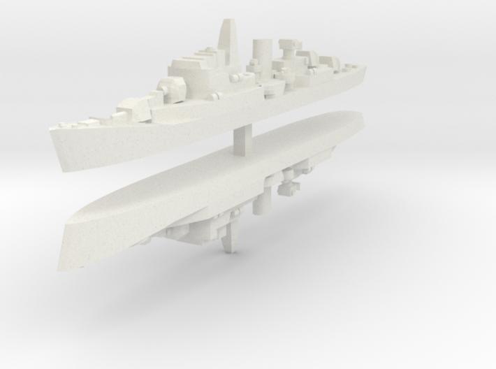Commandante Riviera A 1:2400 x2 3d printed