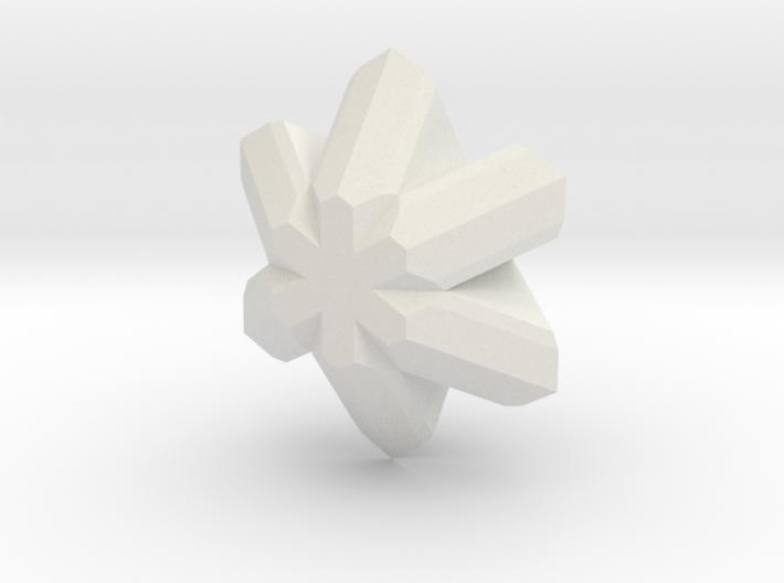Chrysoberyl 3d printed
