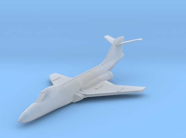 F-101 Voodoo 1:285 (6mm) x1 3d printed