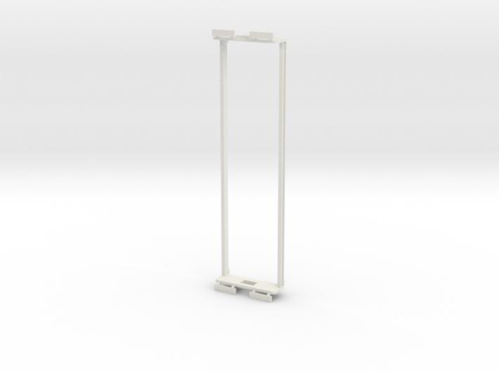 55 boxcab underframe 3d printed
