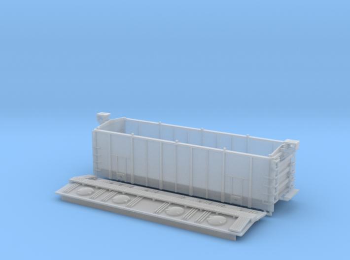 GR1A  N Scale 3d printed