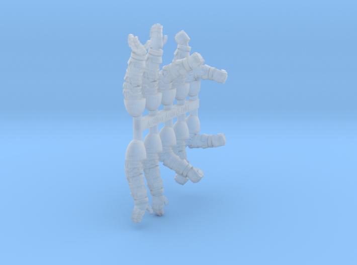 Artificer Arm Sprue 1 3d printed