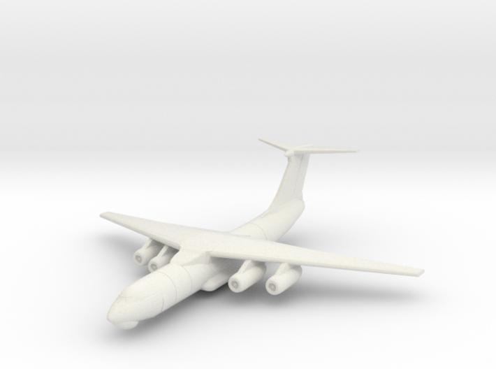 Il-76 1:600 x1 3d printed