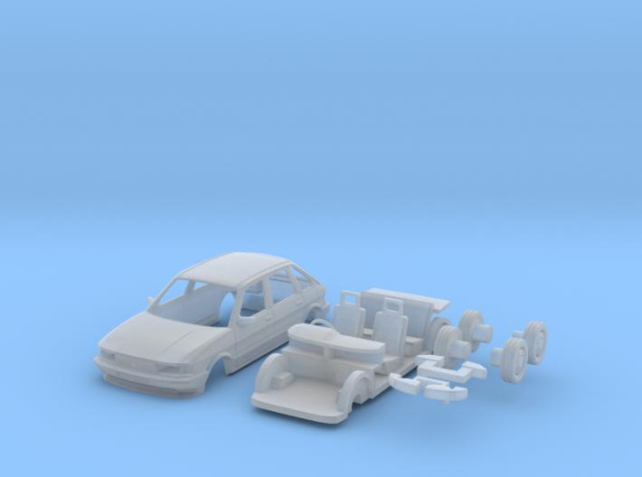 HOAM01 1:87 Austin Maestro 3d printed