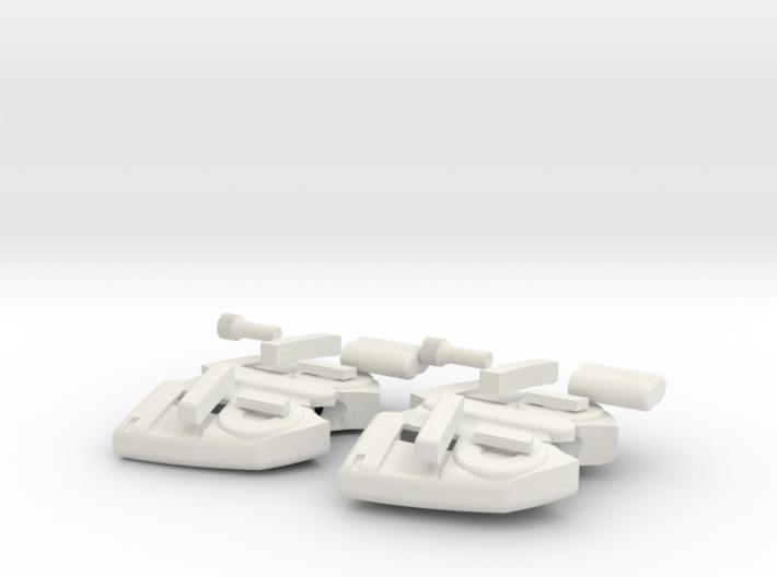 Web-shooters (TASM2) 3d printed