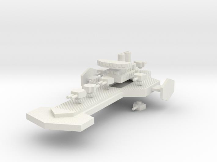 Rottis Class Heavy Cruiser 3d printed