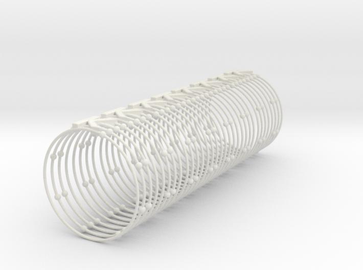 Potassium (K) Element Ring 3d printed
