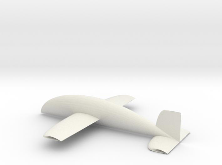 Baluga 3d printed