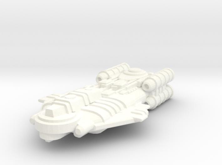 Vuryne Freighter Ship 3d printed