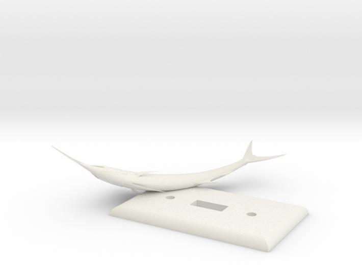 Fishplate 3d printed