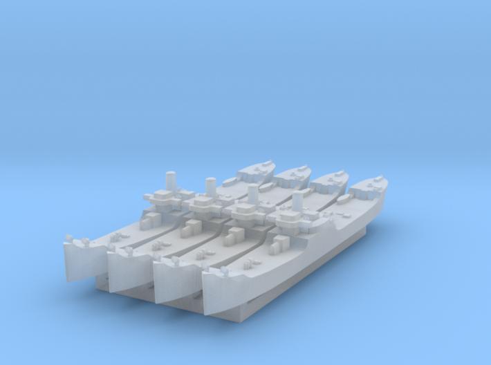 Arras 1:2400 x4 3d printed