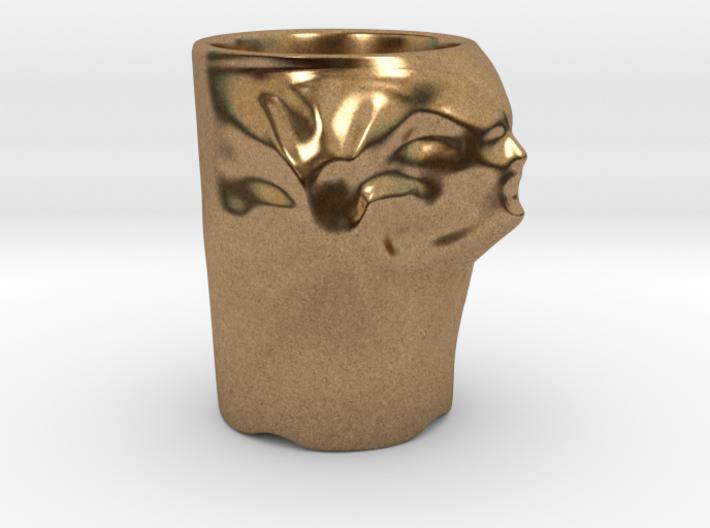 Face Escape Mug 3d printed