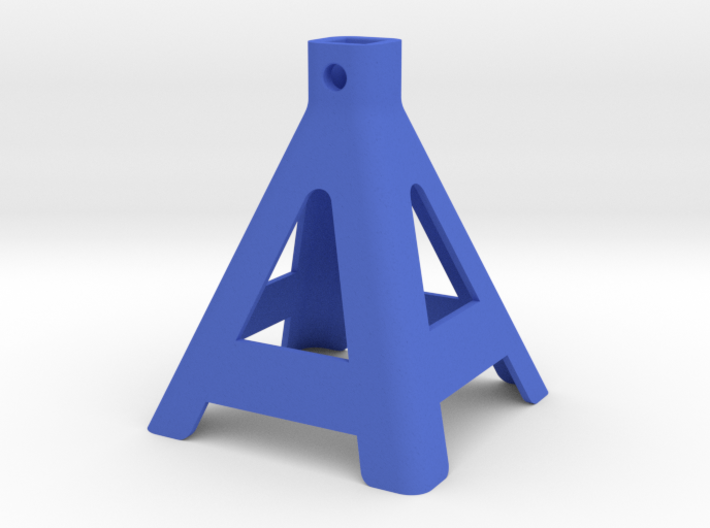 R/C Jack Stand Base 1 of 3 Parts 3d printed