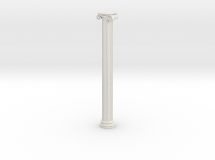 Ionic Column 1 3d printed