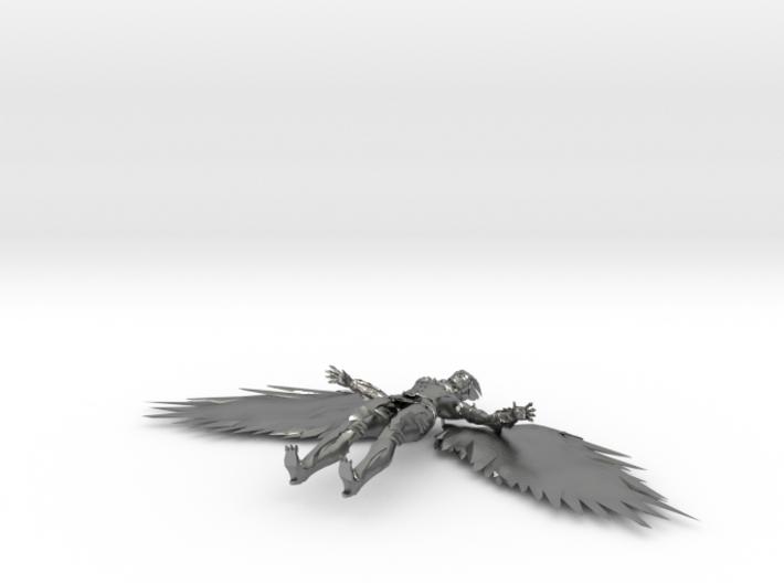 Hawkgirl V 3d printed