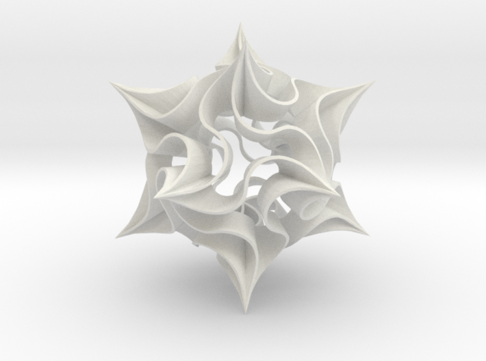 Spikey 3d printed