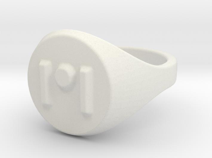 ring -- Mon, 10 Feb 2014 12:21:36 +0100 3d printed