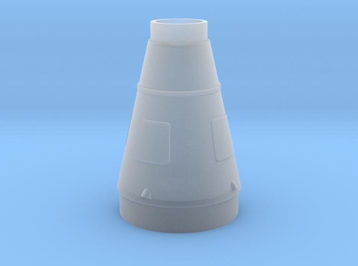 Juno II Rocket Mid Stage 1:96 3d printed