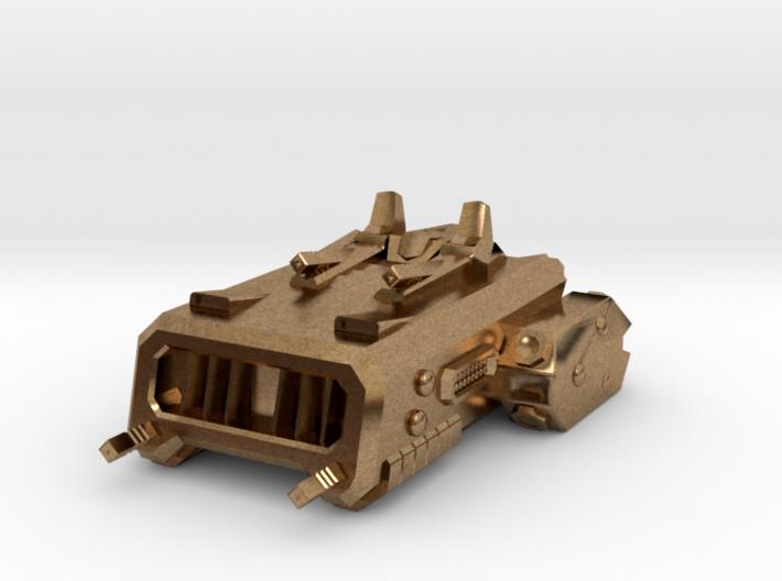 Dwarven Hauler Space Brick 3d printed