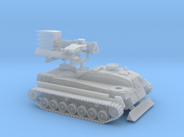 Pionierpanzer Dachs Spur 1:144 3d printed