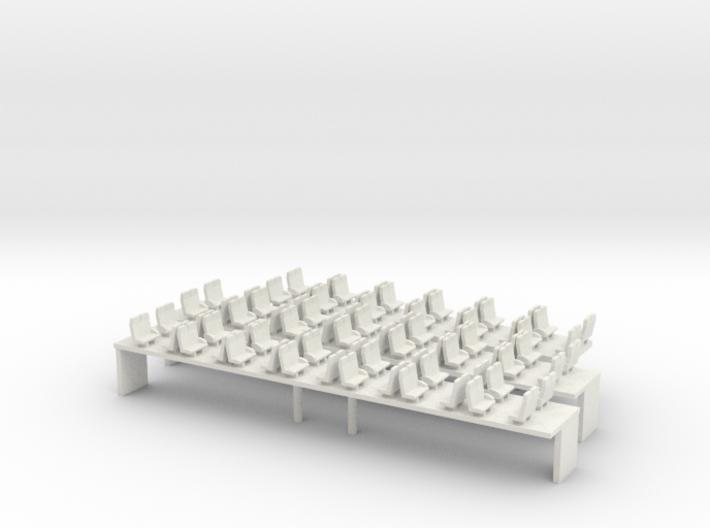 V-IRM Bovenverdieping (1:160) 3d printed