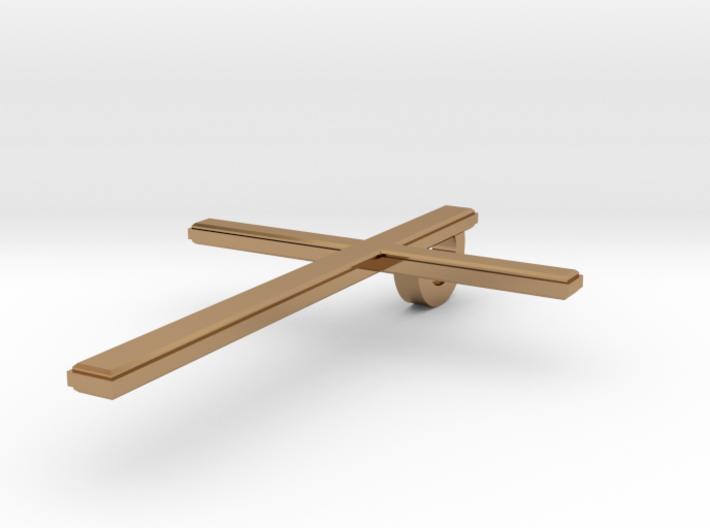 Crucifix 3 3d printed