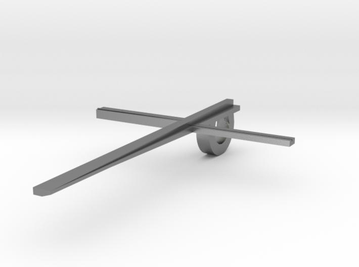 Crucifix 3d printed