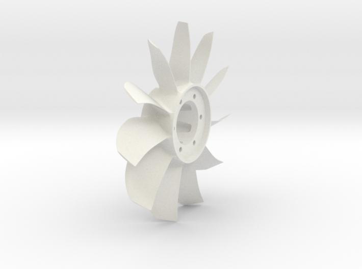 Crazy Rotor2 3d printed