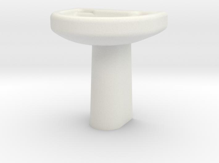 Wash Basin 3d printed