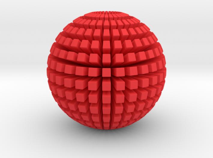 Crazy Disco Ball 3d printed