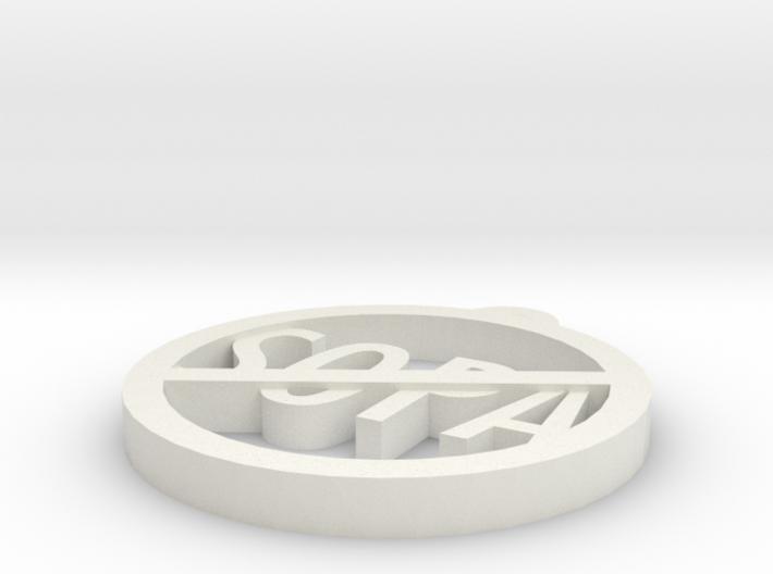 SOPA 3d printed