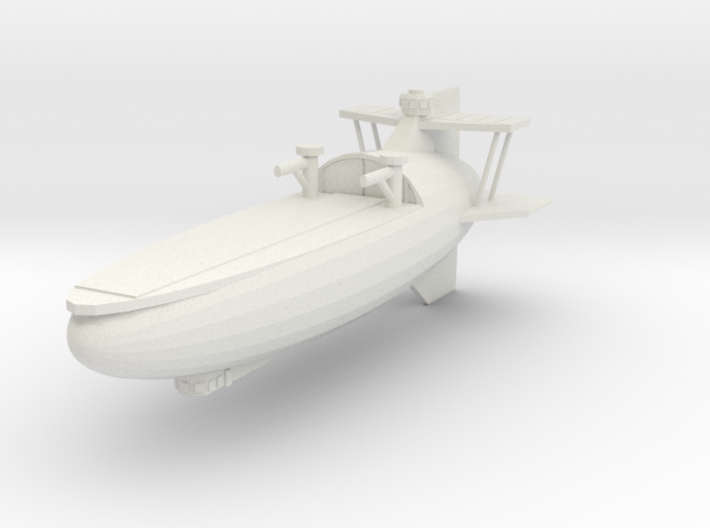 Leo Class Carrier 3d printed
