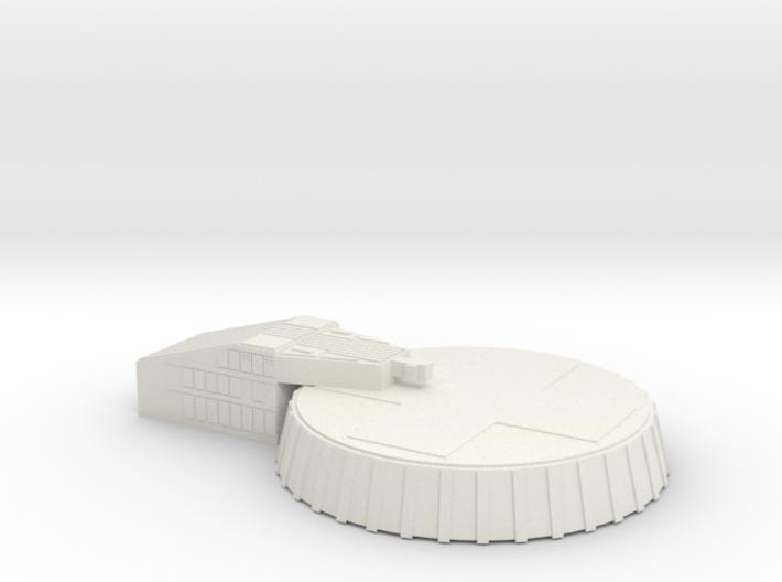 Micro Lunar Landing Pad 3d printed
