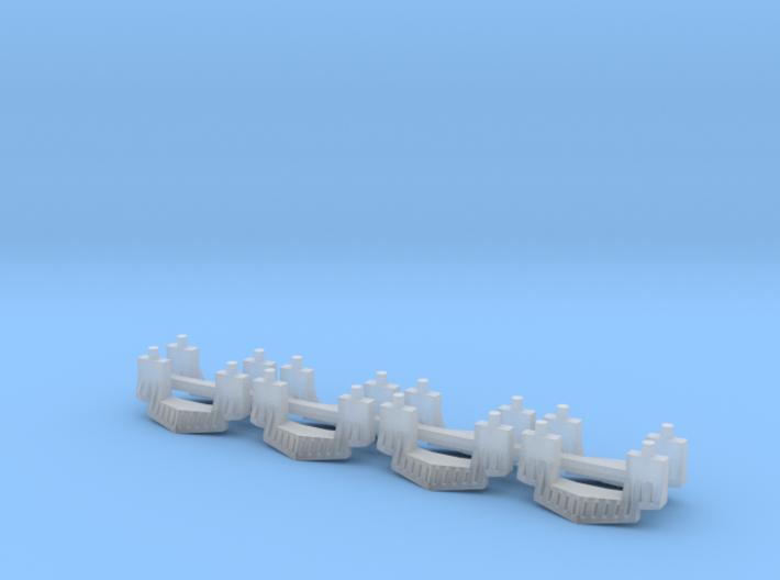CNSM Spare Pilots 3d printed
