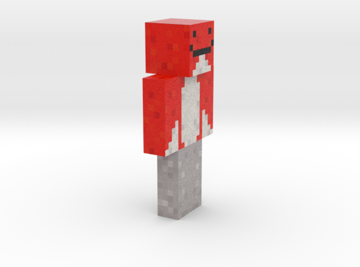 6cm   Salt_Criek 3d printed