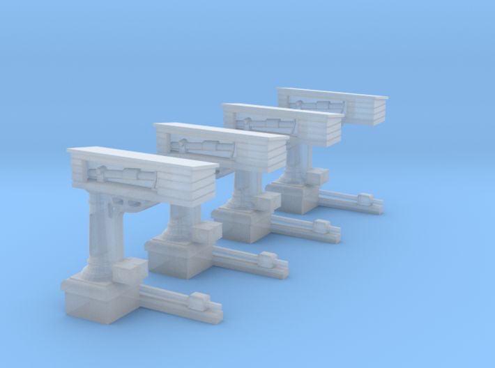 4 bascules SNCB / NMBS 3d printed