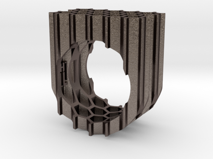 Beeswax - ring size 6 3d printed