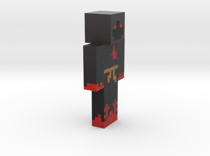 6cm | jclptheking 3d printed
